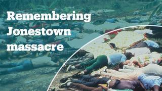 Jonestown massacre : The biggest mass murder-suicide in modern history