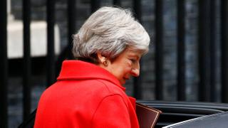 Brexit Talks: May: Agreement on future relations right for UK
