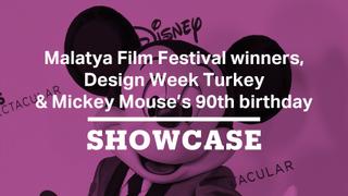 Malatya Film Festival winners, Design Week Turkey & Mickey Mouse turns 90 | Full Episode | Showcase