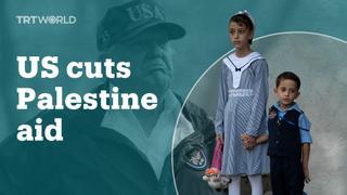 Trump's UNRWA aid cuts