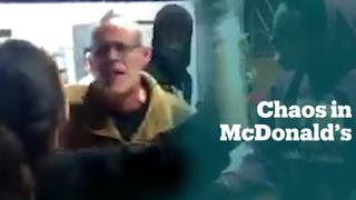 McDonald's employee kicks out teens despite gunman threat