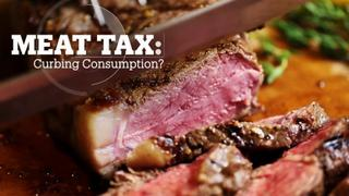Meat Tax: Curbing Consumption?