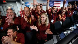 Mars Mission: NASA's InSight probe lands on the Red Planet