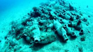 Albania's Underwater Treasure: Govt struggles to preserve cultural heritage
