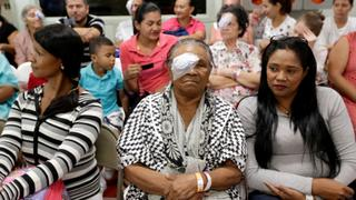Venezuelan Migrant Crisis: US hospital ship in Colombia to help migrants