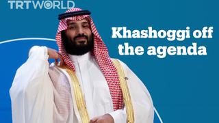 Man heading Khashoggi murder spoke to MBS on the day of the killing