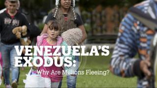 Venezuela: Why are millions fleeing?