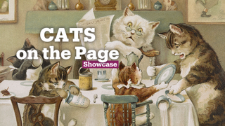 Cats on the Page | Exhibitions | Showcase