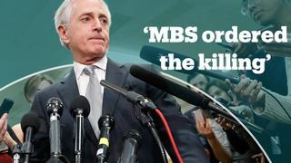 US senators say MBS ordered Khashoggi killing
