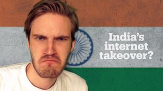 PewDiePie v T-Series: India's YouTube takeover?