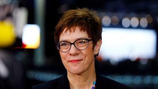 Will CDU's Annegrat Kramp-Karrenbauer become Germany's next chancellor?