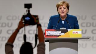 CDU Succession Vote:  Delegates to pick Merkel's successor
