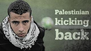 The Israeli Army shattered this Palestinian footballer's dreams
