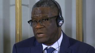 Nobel Peace Prize: Mukwege and Murad receive 2018 award