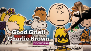 Good Grief! Charlie Brown   Exhibitions   Showcase