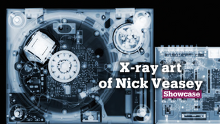 X-ray art of Nick Veasey | Unusual Art Forms | Showcase