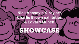 Nick Veasey's X-ray art, Charlie Brown exhibition & Edvard Munch | Full Episode | Showcase