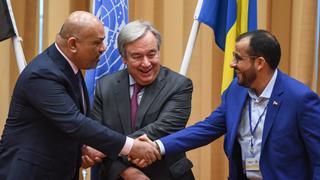 The War in Yemen: Warring sides agree on negotiating framework