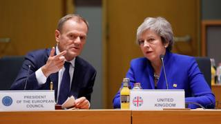Support wanes for May's Brexit plan   Money Talks