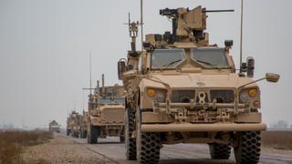 The War in Syria: Donald Trump to pull US troops out of Syria