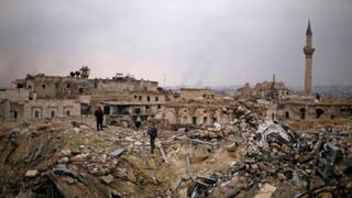 The War in Syria: Some displaced people fear returning to Aleppo