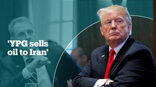 Trump is 'not happy' with oil sales to Iran by PKK-linked YPG