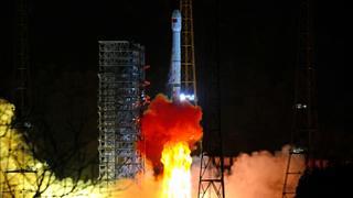China Moon Landing: Spacecraft makes first landing on dark side