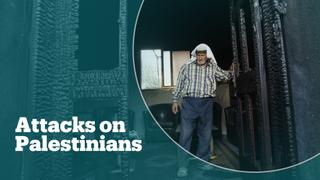 Attacks against Palestinians in the West Bank triples
