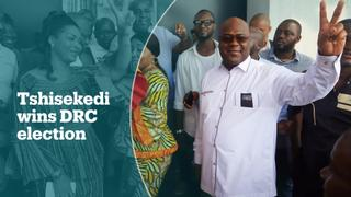 Felix Tshisekedi wins DRC's long-delayed presidential election