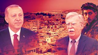 What's behind the White House's mixed messages on pulling out of Syria?