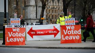 Brexit Battle: Pressure mounts on May as Brexit day draws near