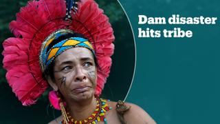 Dam disaster threatens indigenous Brazilian community