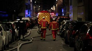 Paris Fire: Several people die in Paris building blaze
