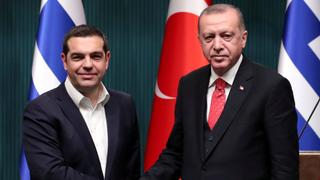 Will the Greek PM's visit to Turkey help ease tensions between the two neighbors?