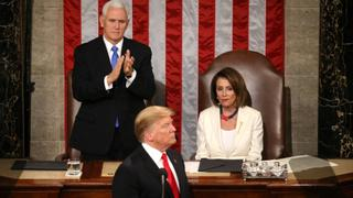 State of the Union: Trump calls for unity, insists on border wall