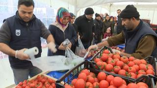 Turkey Food Prices: Profiteers cause rise in food prices