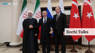 Erdogan's meeting with Putin and Rouhani expose differences and common interests