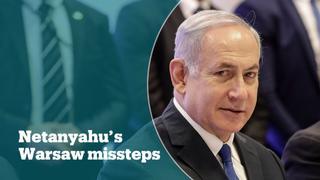 Warsaw summit: Netanyahu's missteps