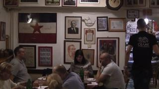 Kosovo Independence: Restaurant uses food as international protest