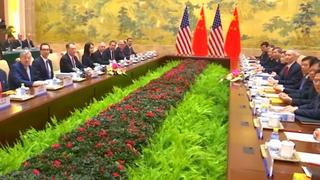 US-China Trade Talks: Delegations from two sides meet in Washington