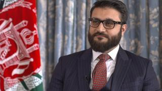 One on One:  Interview with Hamdullah Mohib, National Security Adviser of Afghanistan