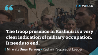 Kashmiri separatist leader speaks out hours before his home is raided