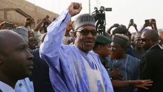 Nigeria Elections: Buhari wins second term as president