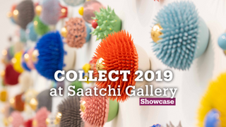 Collect 2019 at Saatchi Gallery | Contemporary Art | Showcase