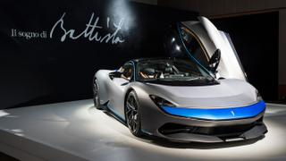 Pininfarina launches first electric supercar | Money Talks