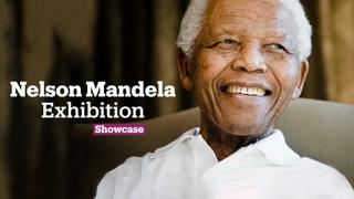 Nelson Mandela Exhibition   Exhibition   Showcase