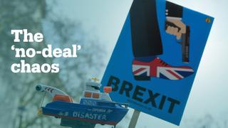 What is a no-deal Brexit?