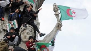 Algeria Protests: Opposition calls for protests to continue