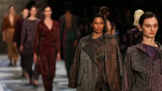 Turkish designer goes green with eco fibers   Money Talks