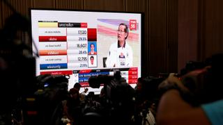 Thailand Elections: Military-backed party takes the lead in ballot